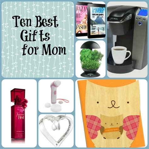 ten best gifts for mom budget earth