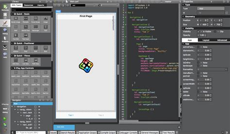 qt design editor visual editor qt quick designer with v play qt
