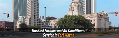 furnace repair fort wayne heating plumber home comfort