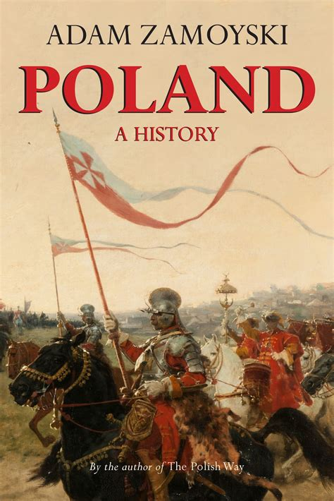 Poland A History by Hippocrene Books October 2012