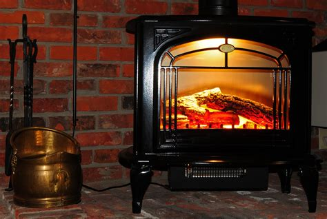 Electric Wood Stove Fireplace by Stoves Electric Wood Stove