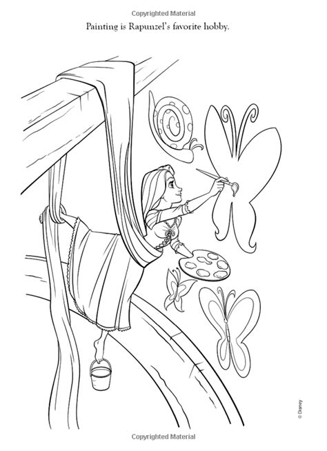 coloring pages tangled tangled images icons wallpapers and photos on fanpop