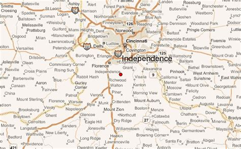 independence kentucky map independence ky pictures posters news and on