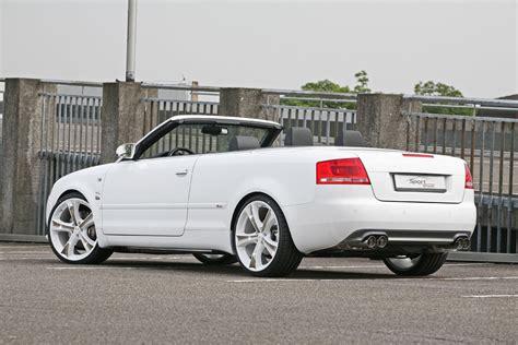 Irobot Tieferlegen by Sport Wheels Audi A4 Cabrio Photo 7 11115
