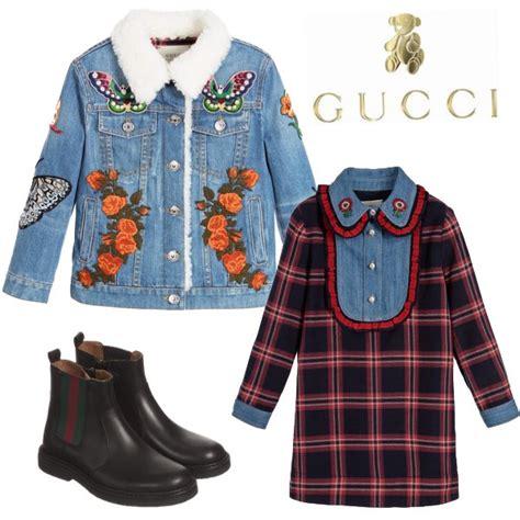 Dress Ld100 Denim Gucci gucci embroidered denim jacket tartan check dress dashin fashion