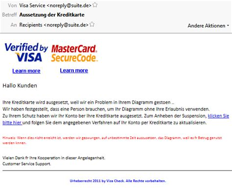 kreditkarte at phishing aktuelle e mail fallen phishing beispiele und tipps zur