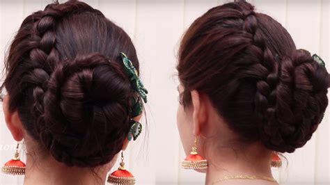 ambada latest hair style latest bun hairstyle for long hair hair style for