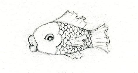 pattern drawing fish how to draw scales free tutorial