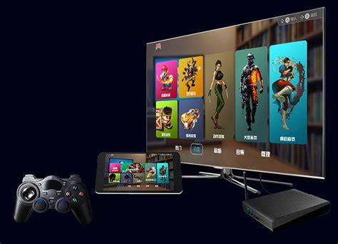universal smartphone wireless 2 4ghz gamepad for smart tv