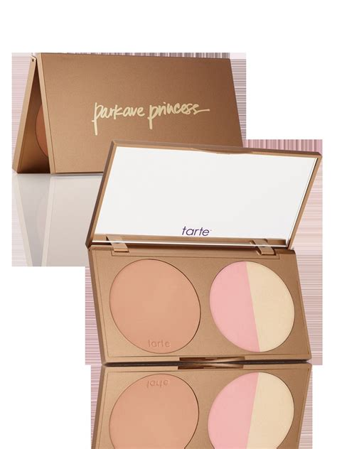 Everythings Bronzer In by Park Ave Princess Contour Palette Tarte Cosmetics