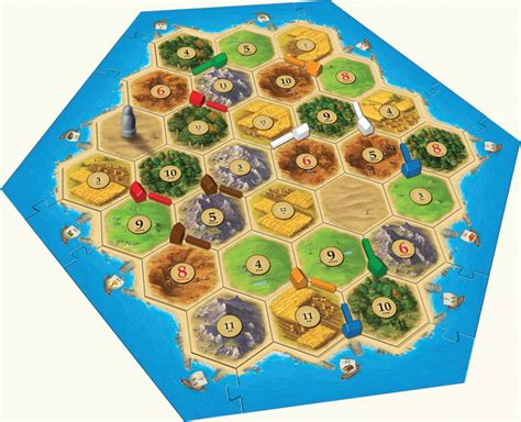 Catan Explorers And Expansion Board the settlers of catan 5 6 player extension catan