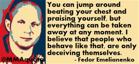 Fedor Emelianenko Meme - motivational quotes with pictures fedor emelianenko quote