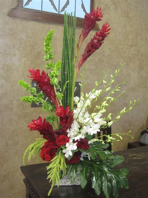 Hawaiian Floor Plans tropical arrangement ladera flower shoppe