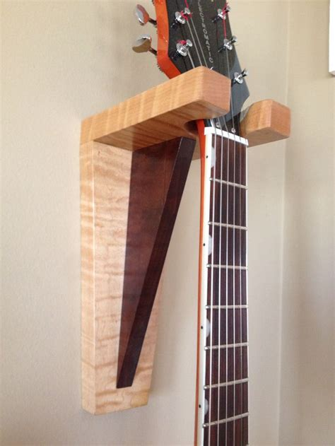 Guitar Rack Wood by 25 Best Ideas About Guitar Hanger On Guitar