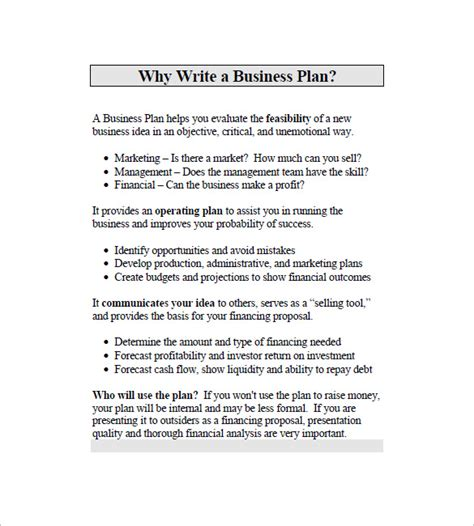 trade marketing plan template business marketing plan template 12 free word excel