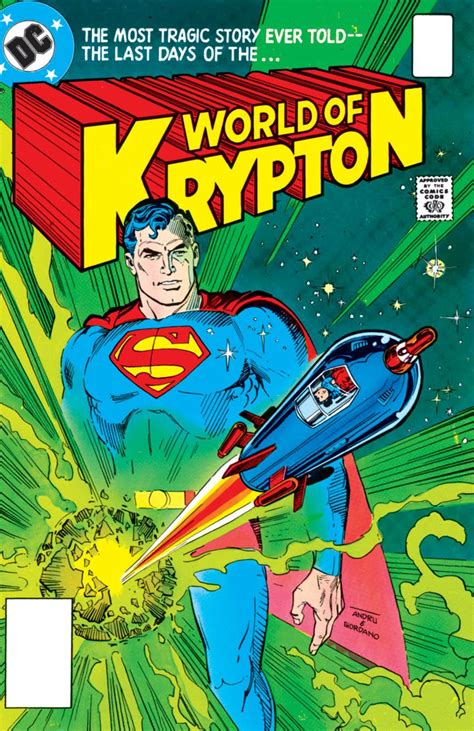 the many worlds of superman the many worlds of krypton tp comic art community gallery of comic art