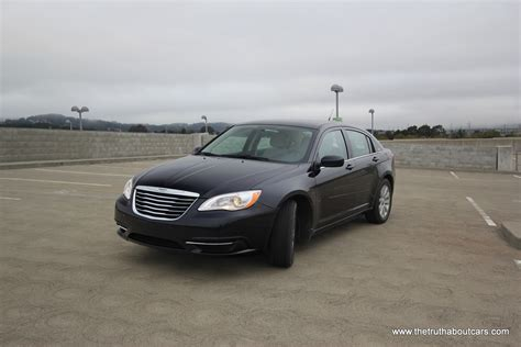 2011 chrysler 200 review review 2011 chrysler 200 touring take two the