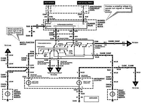 find  wiring diagram    ford