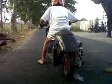 Silinder Honda Unyil drag bike ffa vespa team balap pestol racing grt vs t doovi