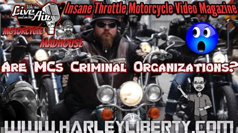 Motorcycle Clubs For Dummies Episode Two Are They