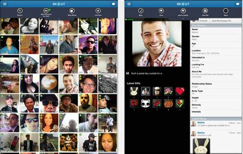 Skout Search After Hours App Series Best Aussie Flirting And Dating Apps Gizmodo Australia