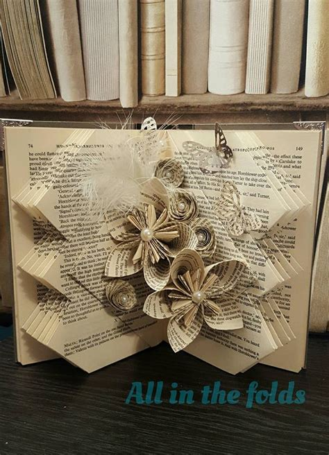 themes for book art how to make that thursday fold book art pattern by all