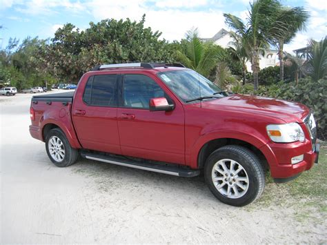 Ford Sport Trac For Sale by Truck For Sale 2007 Ford Explorer Sport Trac Auc