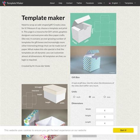 Free Template Maker Pearltrees Free Template Maker