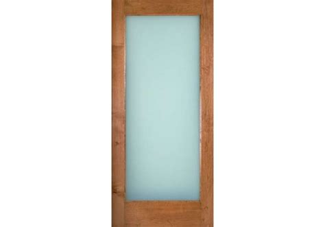 White Glass Doors Knotty Alder 1 Lite Door W White Laminate Glass 1 3 4 Quot Eto Doors