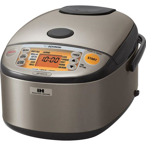 Jual Zojirushi Rice Cooker by Zojirushi Induction Heating System Rice Cooker And Warmer