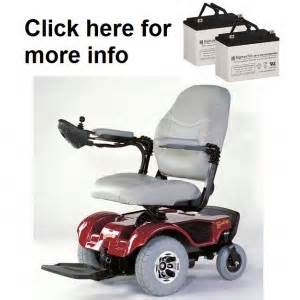 rascal chair replacement batteries for all rascal power wheelchairs