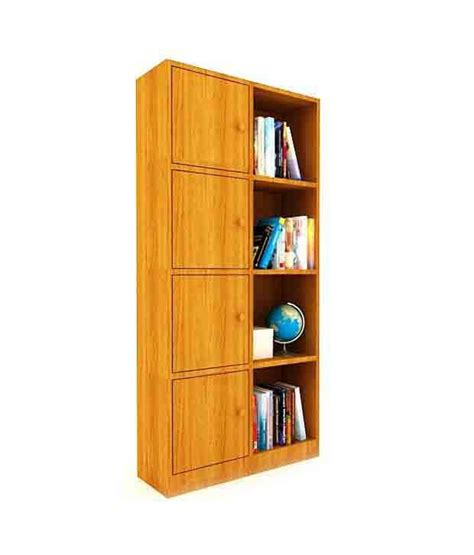 Housefull Furniture Complaints by Housefull Stylish Walnut Wissen Bookcase Buy At