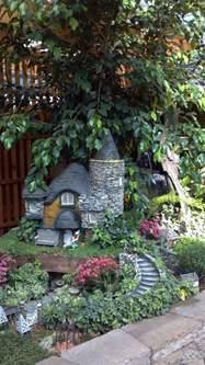 Backyard Bird Centre Make A Miniature Stone Fairy House Diy Projects For