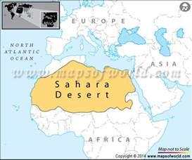 pin world desert map just on