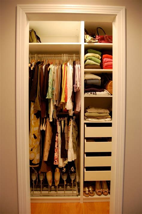 organizing small bedroom closet 20 modern storage and closet design ideas
