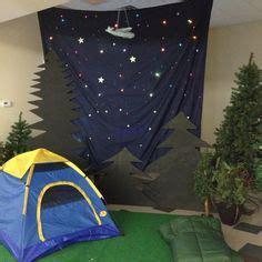 Theme vbs on pinterest big backyard balloon tree and camping theme