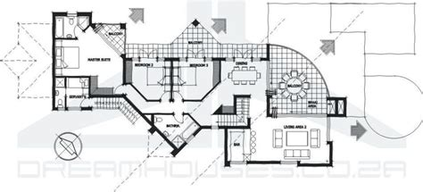 Thatched Roof Cottage Floor Plans Thatch Roof House Plans