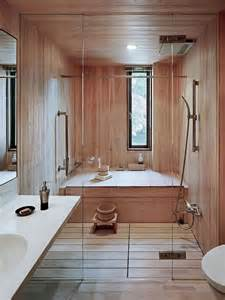 how to make steam room in your bathroom 30 peaceful japanese inspired bathroom d 233 cor ideas digsdigs