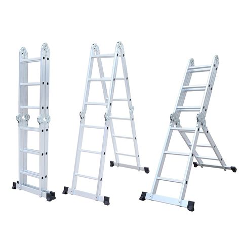 fold up step ladder 2016 new multi purpose aluminum folding step platform