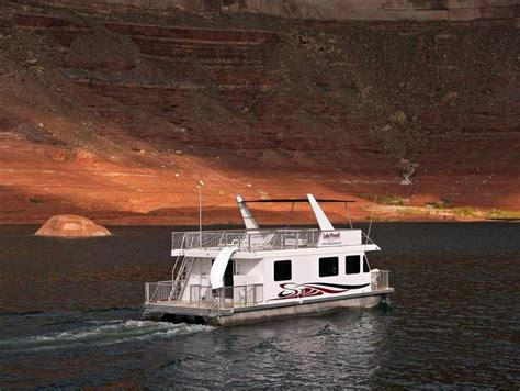 house boat rentals lake powell 46 foot expedition class houseboat