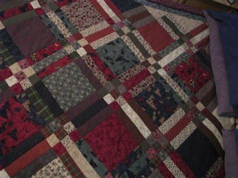 Flannel Quilt Pattern by Flannel Quilt Patterns Sewing