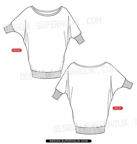 Fashion Design T Shirt Templates Fashion Design Templates Vector Illustrations And Clip Artstshirt Template Fashion Apparel
