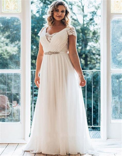 Wedding Plus Size Dresses by Top 10 Best Cheap Plus Size Wedding Dresses