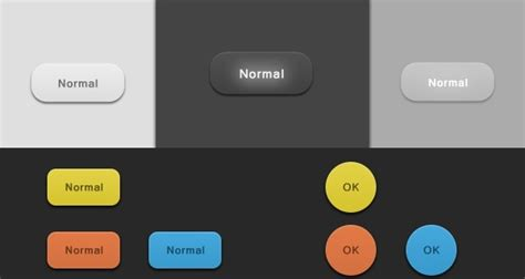 format html buttons css highlight buttons psd css free psd in photoshop psd