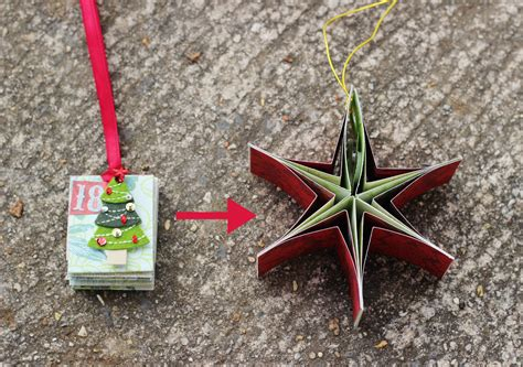 How To Make Paper Ornaments - diy paper ornaments make a unique advent calendar