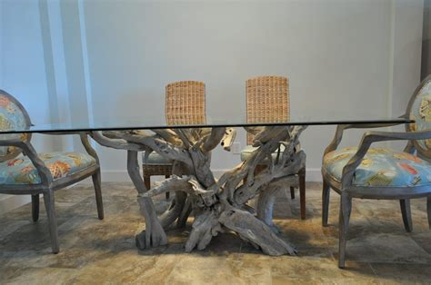 Driftwood Dining Table Lakewood Ranch Driftwood Dining Table Driftwood Decor