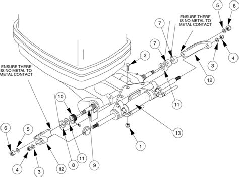 marine hydraulic steering parts seastar hydraulic steering parts diagram automotive