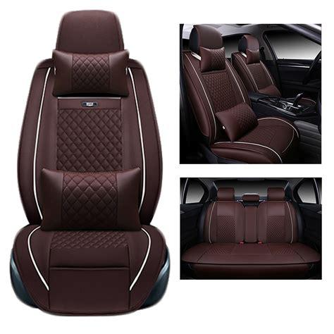 Cover Mitsubishi Pajero special pu leather car seat cover set for mitsubishi