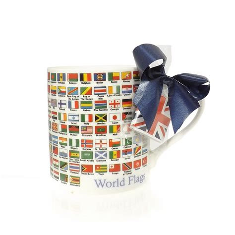 flags of the world gifts buy flags of the world mug