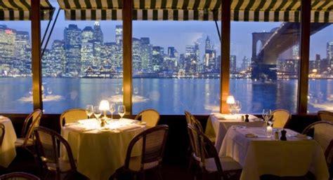 river cafe ristoranti romantici a new york viaggi new york